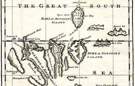 איי גלפגוס אדם ונוף