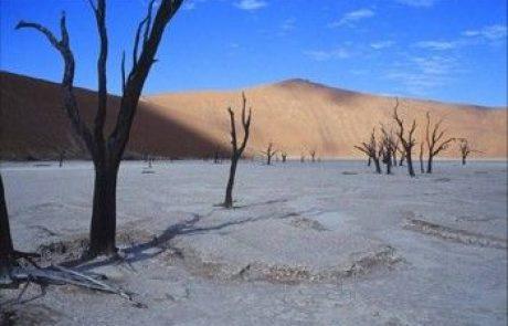 המדבר-מאפיינים גיאוגרפיים וחברתיים