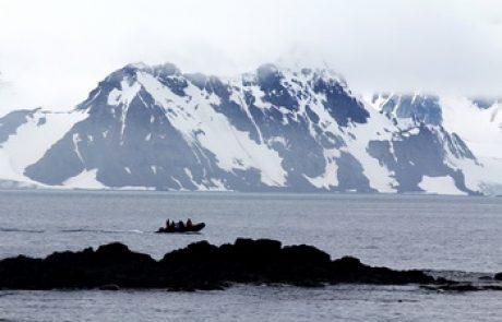 יומן הטיול לאנטארקטיקה – חלק ג'
