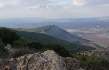 טיול בעקבות שאול המלך – בין תבור לגלבוע