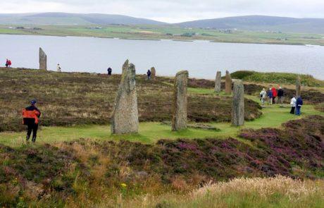 מעגלי האבנים המיסתוריים