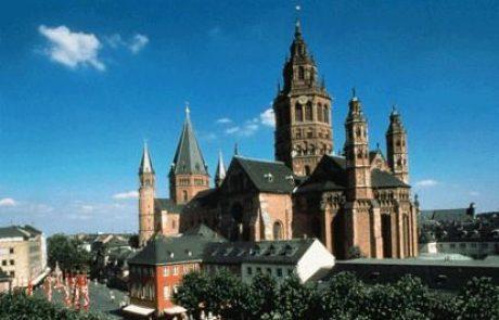 גרמניה: טיול לאורך נהר הריין