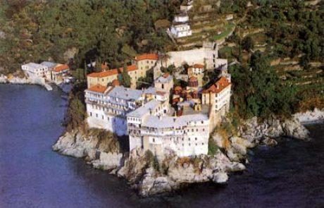 יוון: ממלכת ביזנטיון חיה ונושמת בהר אתוס