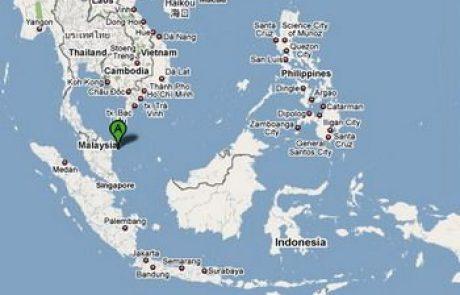 הגיאוגרפיה של אינדונזיה