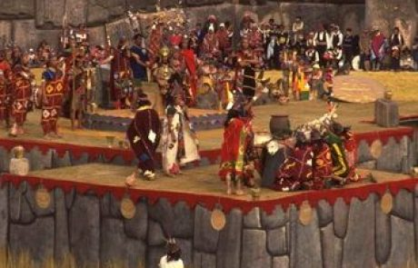 תולדות תרבות האינקה-פרק 2