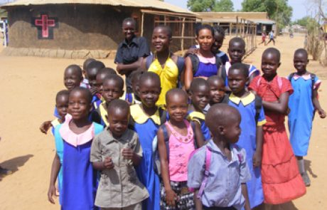 מסע לדרום סודאן.