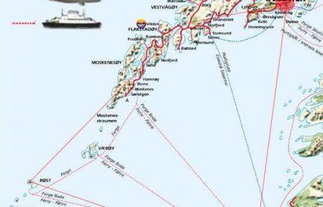 נורווגיה – סיור באיי לופוטן