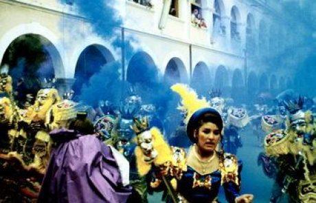 בוליביה: מפגש השטן והקדושים