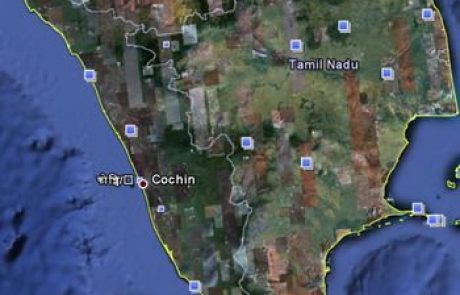 טיול לדרום הודו – 2010