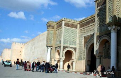 טיול למרוקו במאי 2011
