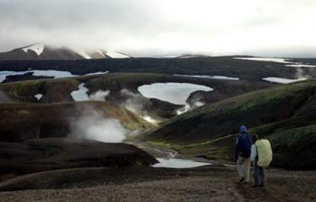 הרצאה על איסלנד