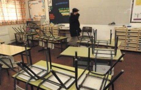 אהוד ברק ושביתת המורים