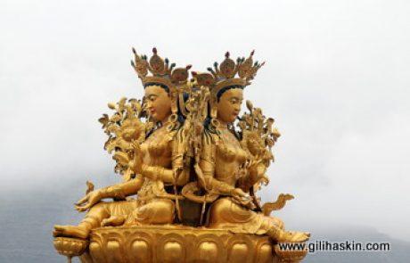 הבודהיזם לאורך דרך המשי