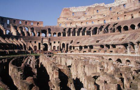 הבנייה הממלכתית הרומית