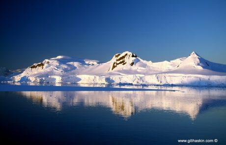 שיט מקיף לאנטארקטיקה ולאיי חוג הקוטב הדרומי –  פברואר-מרץ