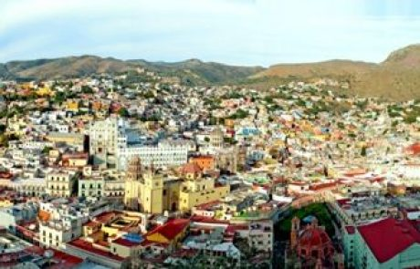 מכסיקו – ערש התרבות באמריקה
