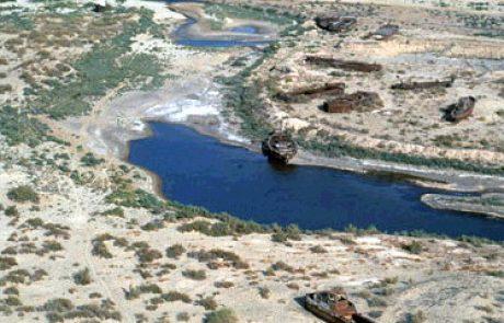 אוזבקיסטן-האסון האקולוגי של ימת אראל