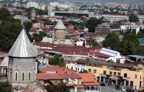 בארץ גיזת הזהב – טיול בגאורגיה – פרקי יומן