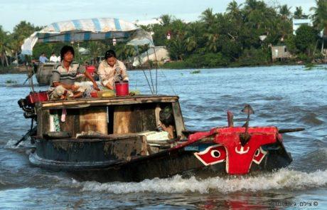 טיול לוייטנאם וקמבודיה נובמבר 2017