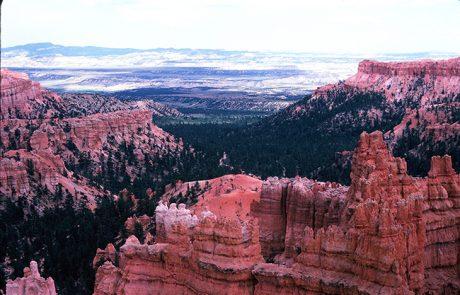 טיול לשמורות הטבע של מערב ארצות הברית