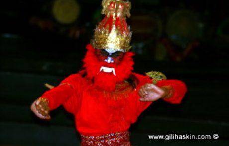 אומנויות הבמה באי באלי שבאינדונזיה
