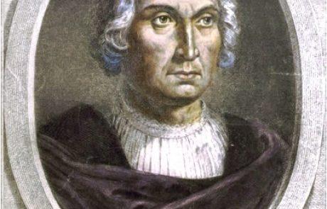 כריסטופר קולומבוס בראי ההיסטוריה