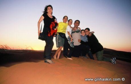 תדריך לטיול בנמיביה