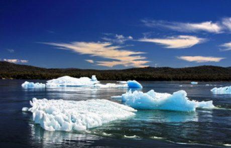תופעת הקרחונים בעולם הרחב