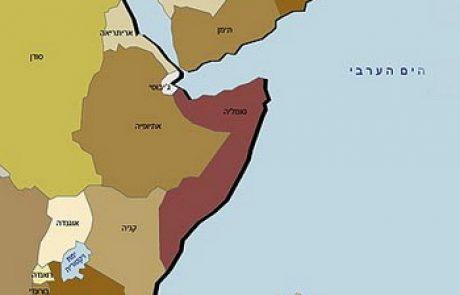 הגיאוגרפיה של אתיופיה