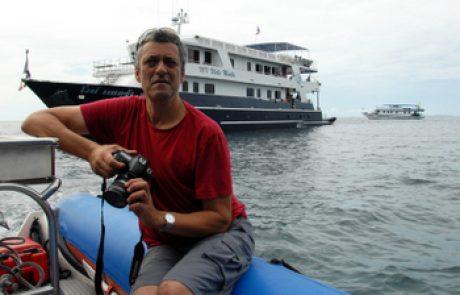 סאפארי צלילה באיי סימילאן