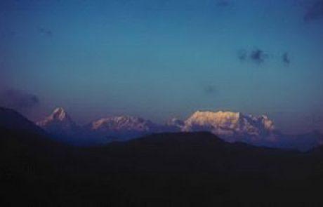 ההימלאיה – מקום השלגים