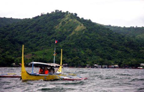 טיול לפיליפינים במארס 2012