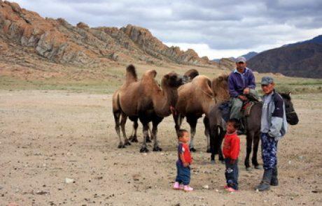 טיול למונגוליה – ארץ השמים הכחולים
