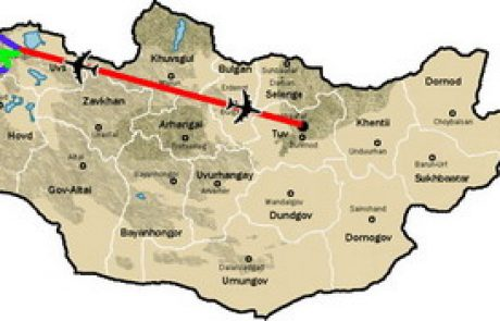 תכנון טיול במונגוליה
