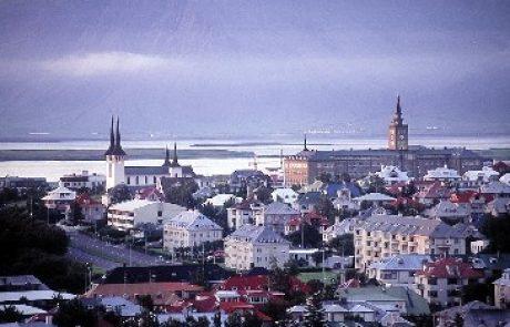 טיול לאיסלנד בחודש יולי 2008