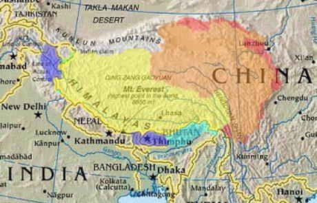 תולדות טיבט מהפלישה הסינית ועד ימינו