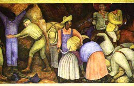 ציורי המוראלים במכסיקו