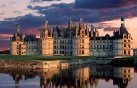צרפת – טיול בעמק הלואר