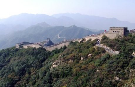 טיול מקיף לסין באוקטובר 2011