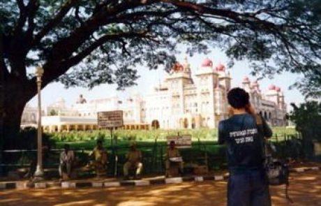 הודו: מאה ימים של קפקא