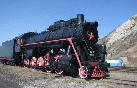 טיול ברכבת הטרנס סיבירית