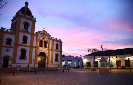 טיול לקולומביה בפברואר 2019