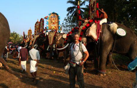 הפיל והאדם