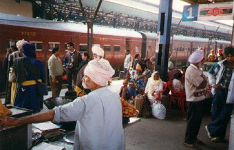 טיול להודו – חוויות מנסיעה ברכבת