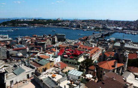 סיור באיסטנבול