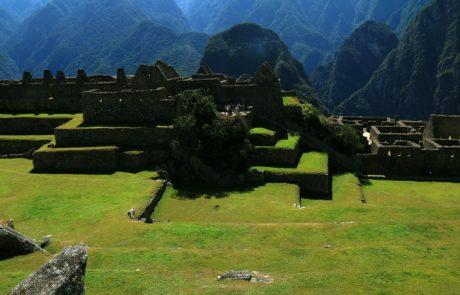 הרצאה על תרבות האינקה בהרי האנדים