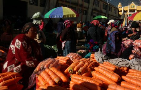 גואטמלה – סיור בשווקים