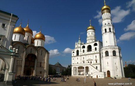 תולדות מוסקבה מעליית בית רומנוב ועד ימינו