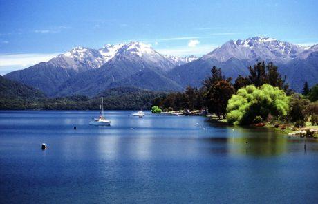 הרצאה על ניו זילנד