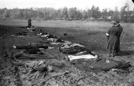 פשעי המלחמה של הסובייטים במלחמת העולם השניה